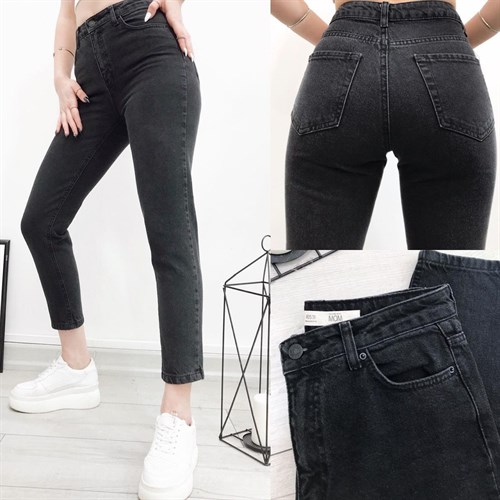 TOPSHOP MOM STRAİGHT JEAN